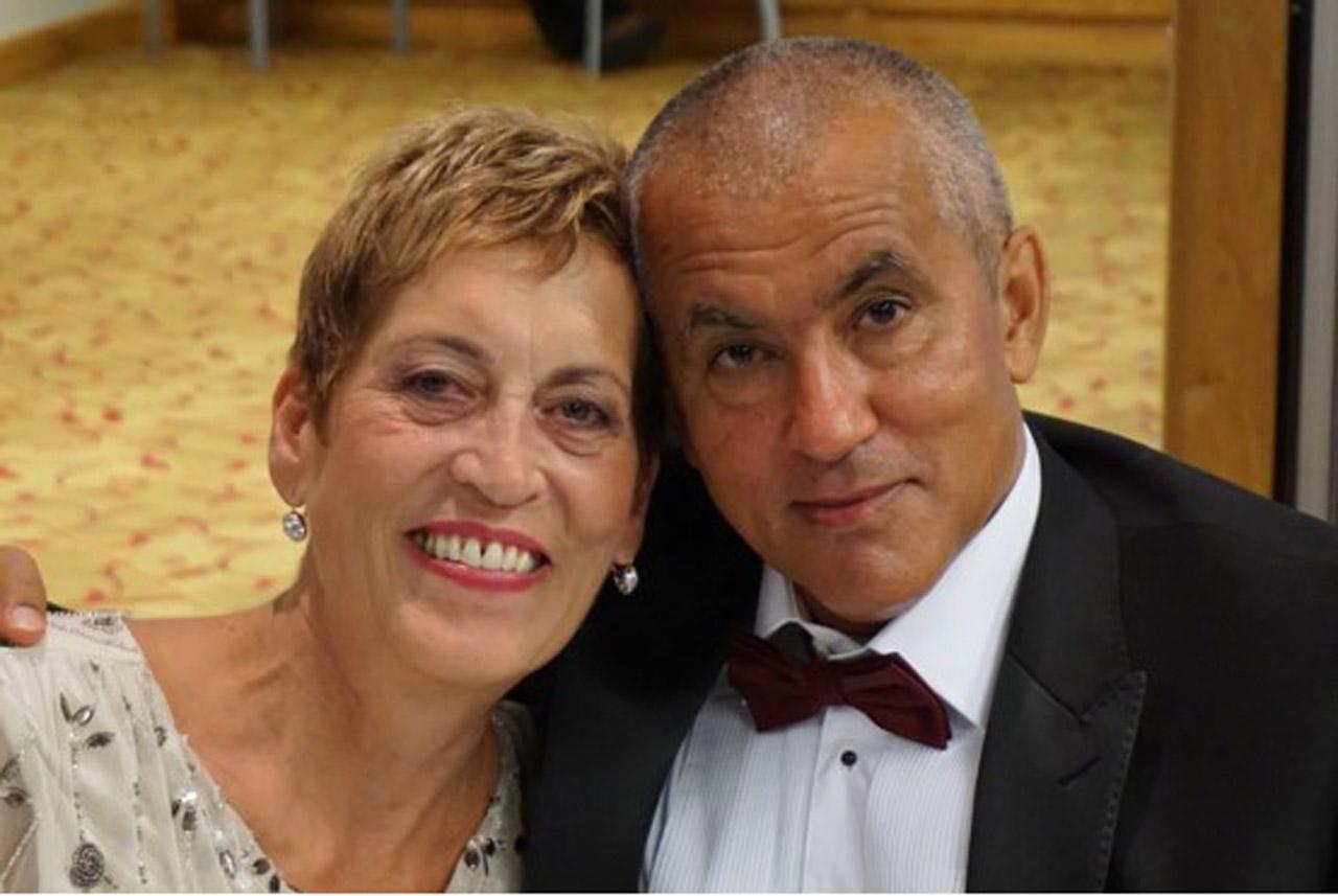 Janet & Simon Radcliffe