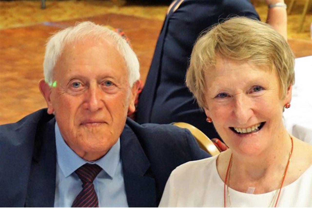 John & Valerie Hughes