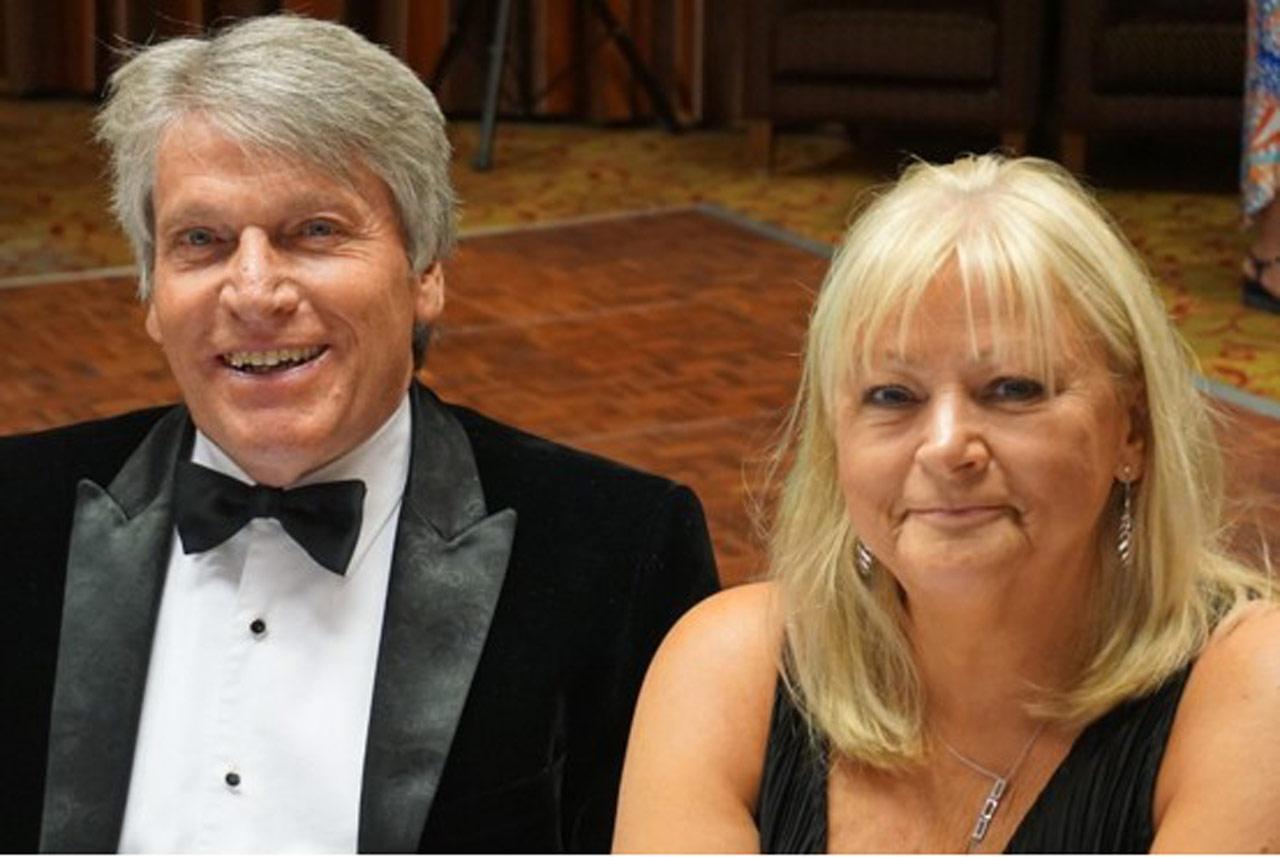 Martin & Christine Worrall