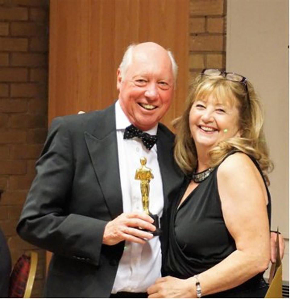 Stuart Crocker & Jean Sullivan