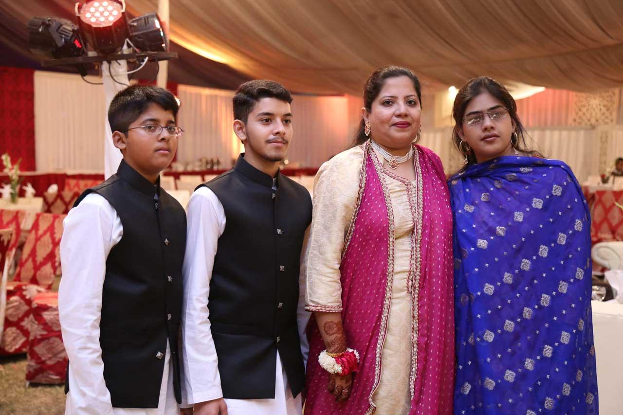 Habib Ur Rehman, Obaid Ur Rehman, Dr. Kiran A. Rehman, Bushra Irshad