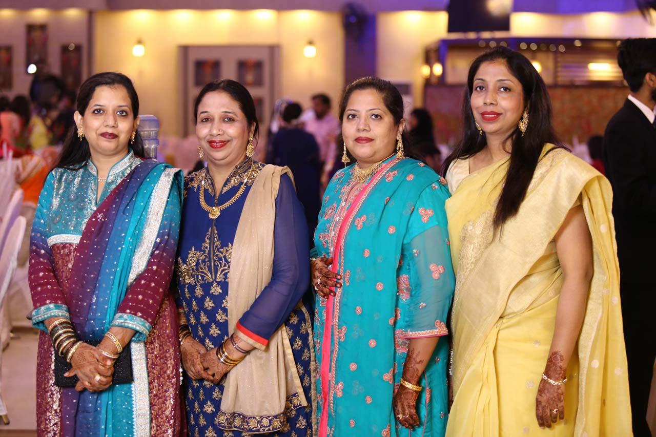 Erum Imran, Uzma Reyaz, Dr. Kiran A. Rehman, Rooma Naushad