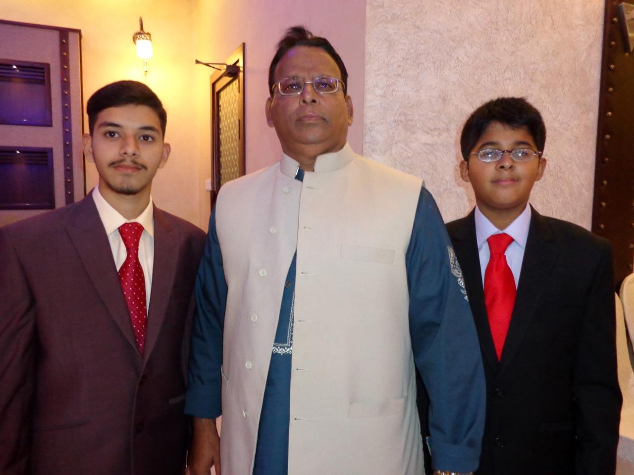 Obaid Ur Rehman, Dr. Ata Ur Rehman, Habib Ur Rehman