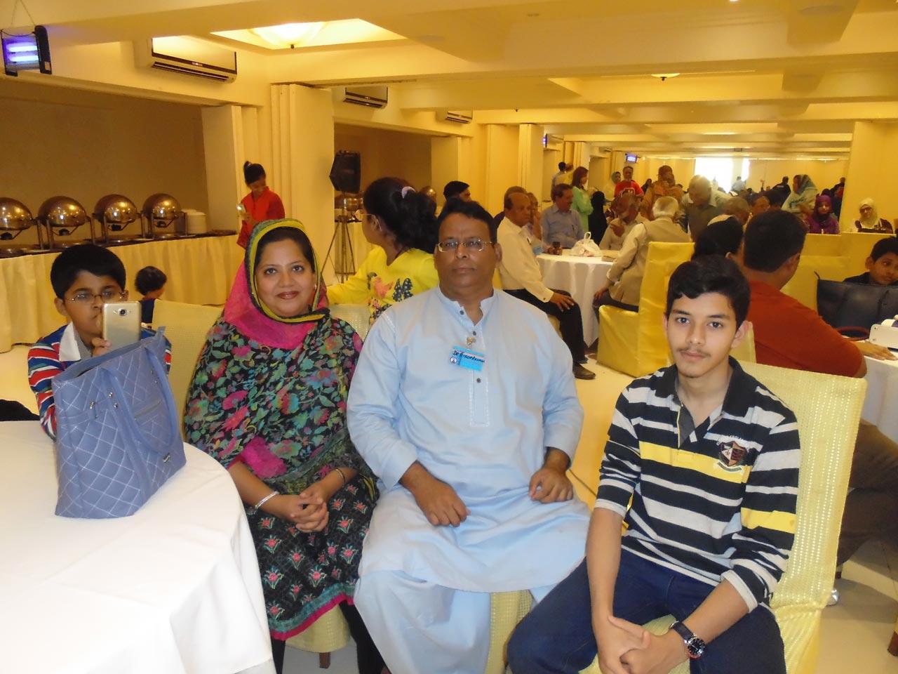 Habib Ur Rehman, Dr. Kiran A. Rehman, Dr. Ata Ur Rehman, Obaid Ur Rehman