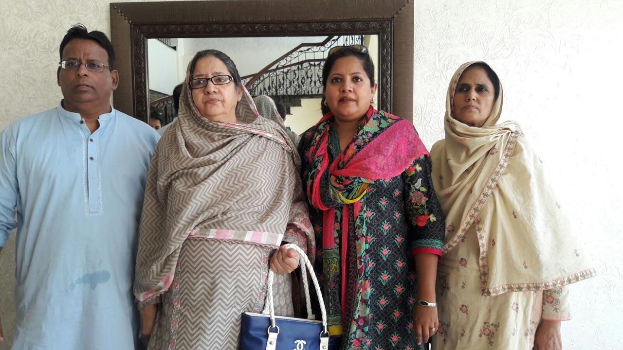 Dr. Ata Ur Rehman, Mrs. Zohra Iqbal, Dr. Kiran A. Rehman, Mrs. Rudaba Irshad