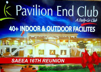 Pavilion End Club