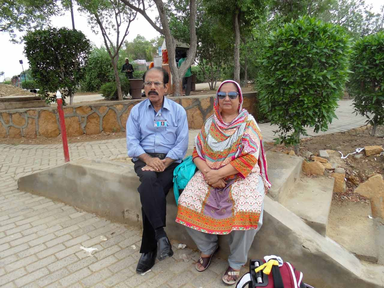 Shafiq A. Khan and Mrs. Shahnaz Shafiq