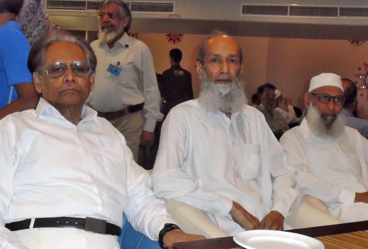 Perwaiz Alam Haque, Younus Yousufi, Saleemullah Hussain