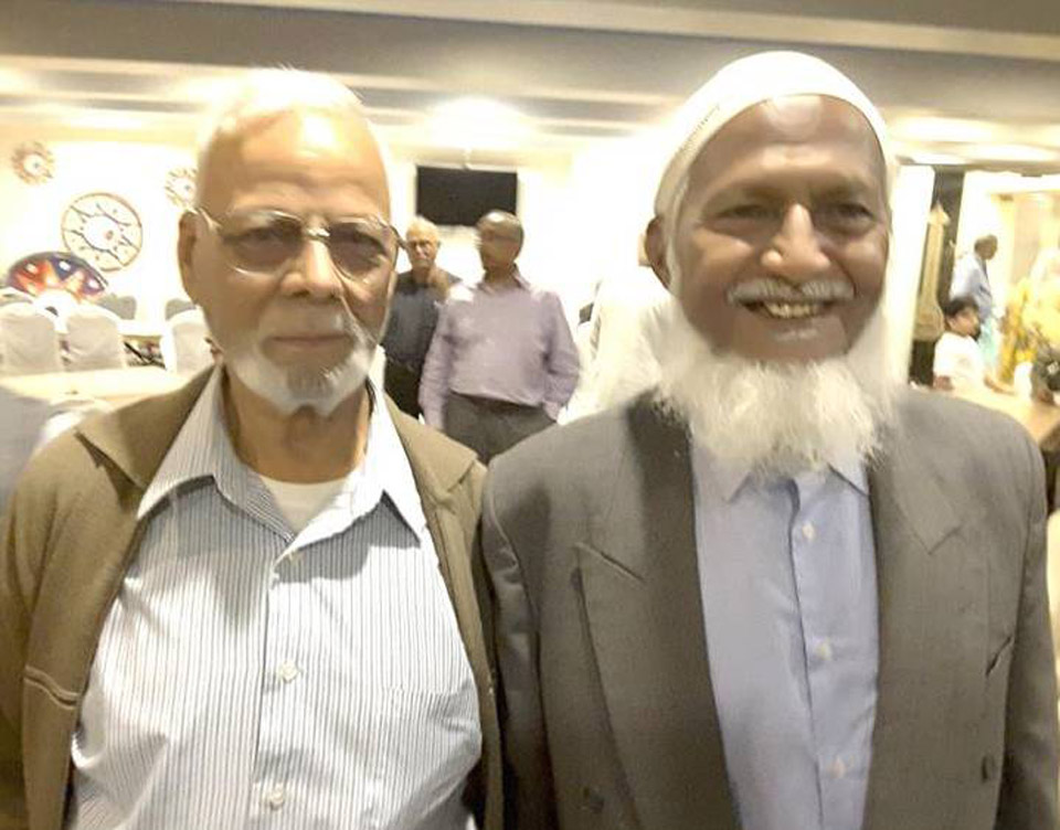 Saeed Rajput and Mohammad Israil