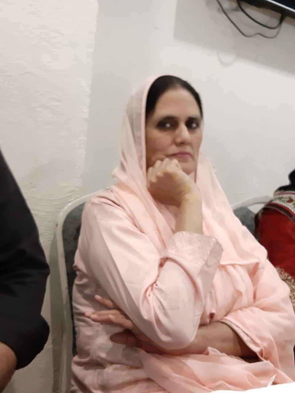 Mrs. Rudaba Irshad