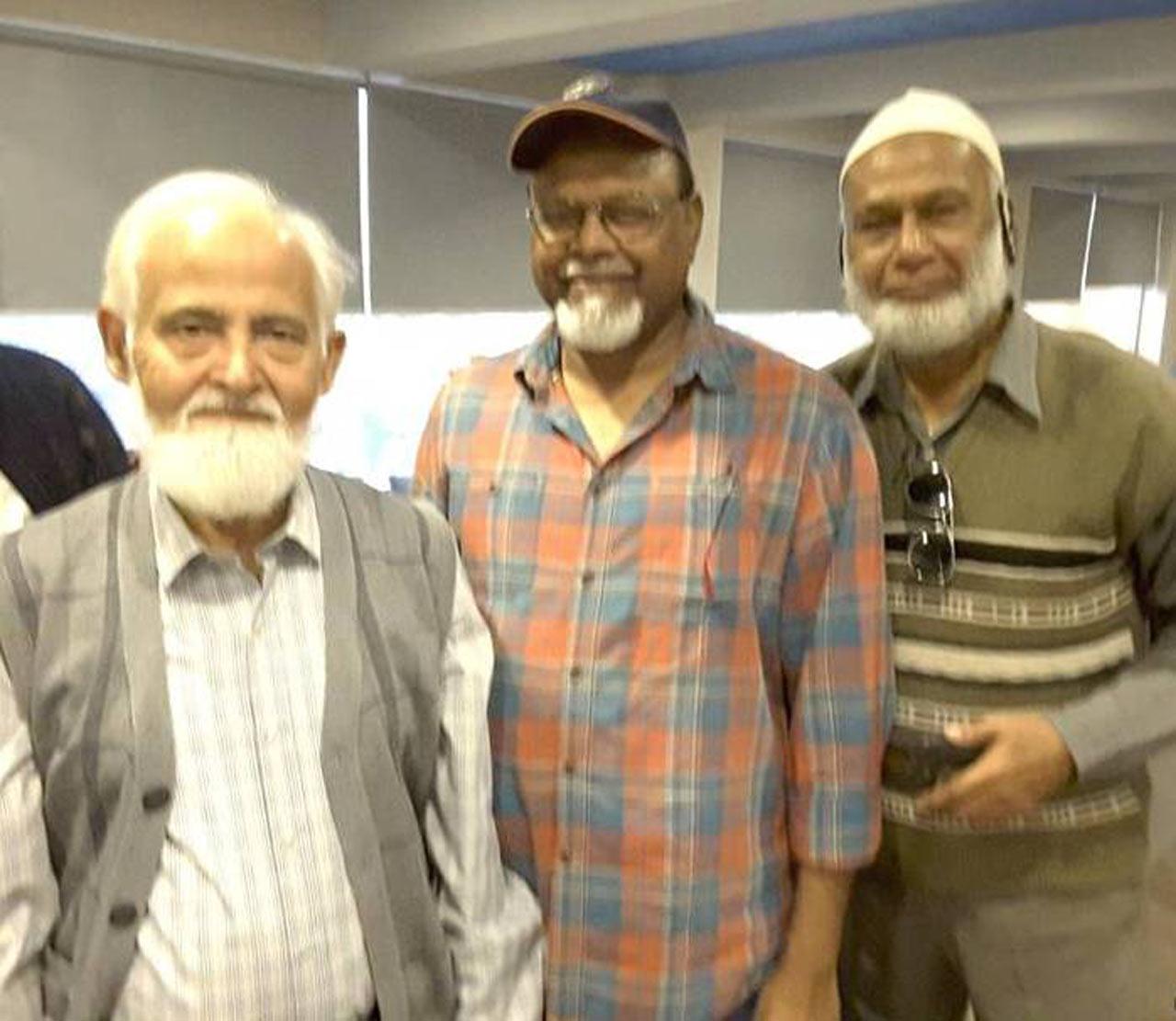 Habib Ibrahim, M. Khalid, Naiyer Hashmi