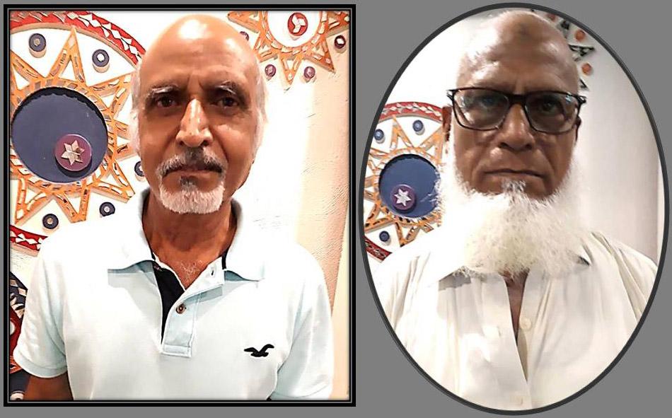 Mujeeb Ur Rehman, Sirajuddin
