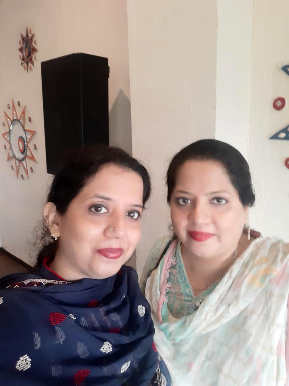 Erum Imran and Dr. Kiran A. Rehman