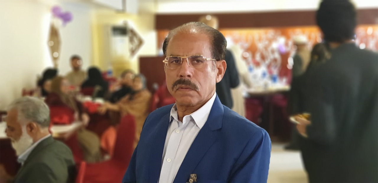 Shafiq Ahmed Khan, Joint Secretary SAEEA