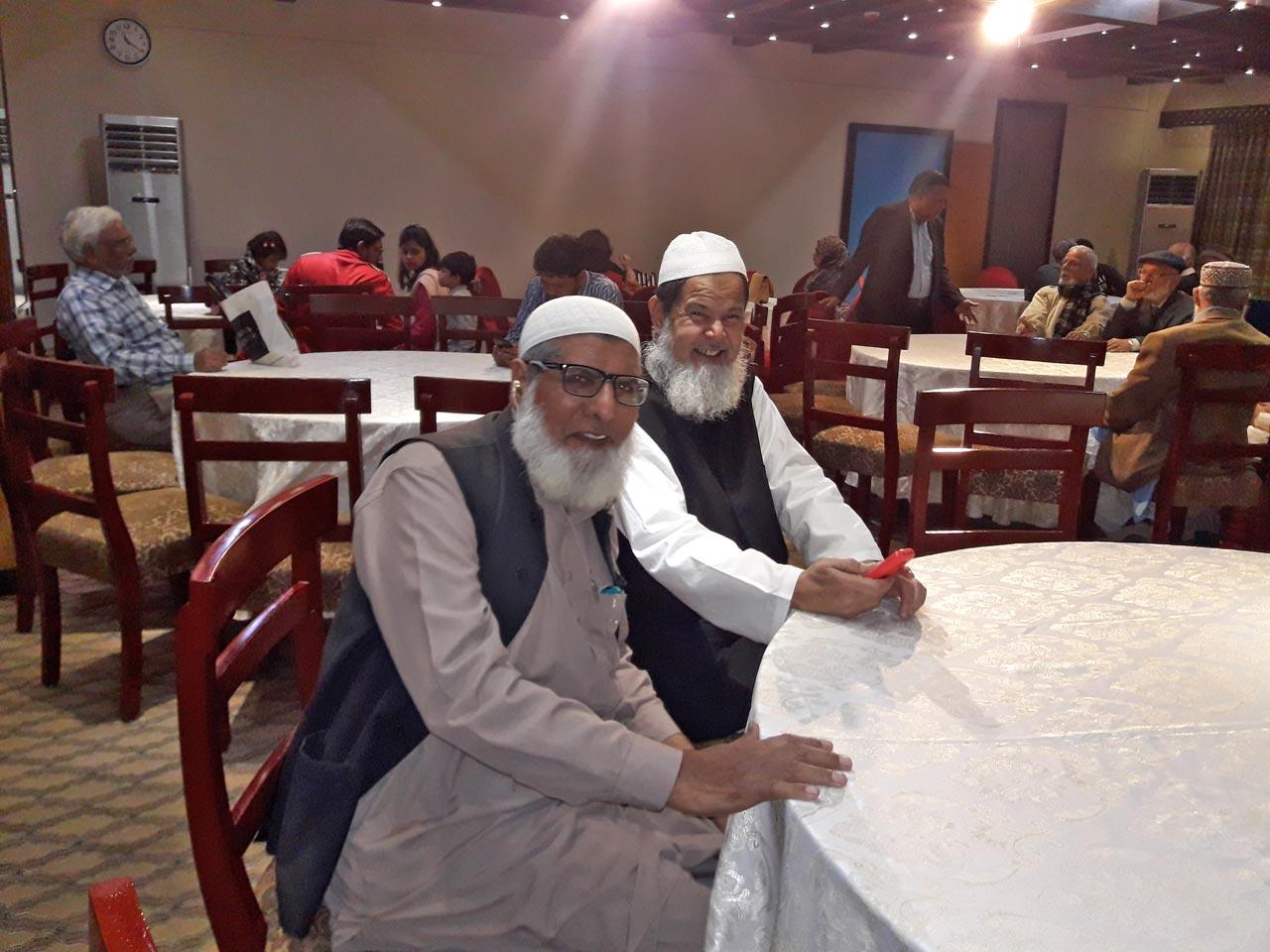 Abdul Sattar Mughal and Abdul Rahim