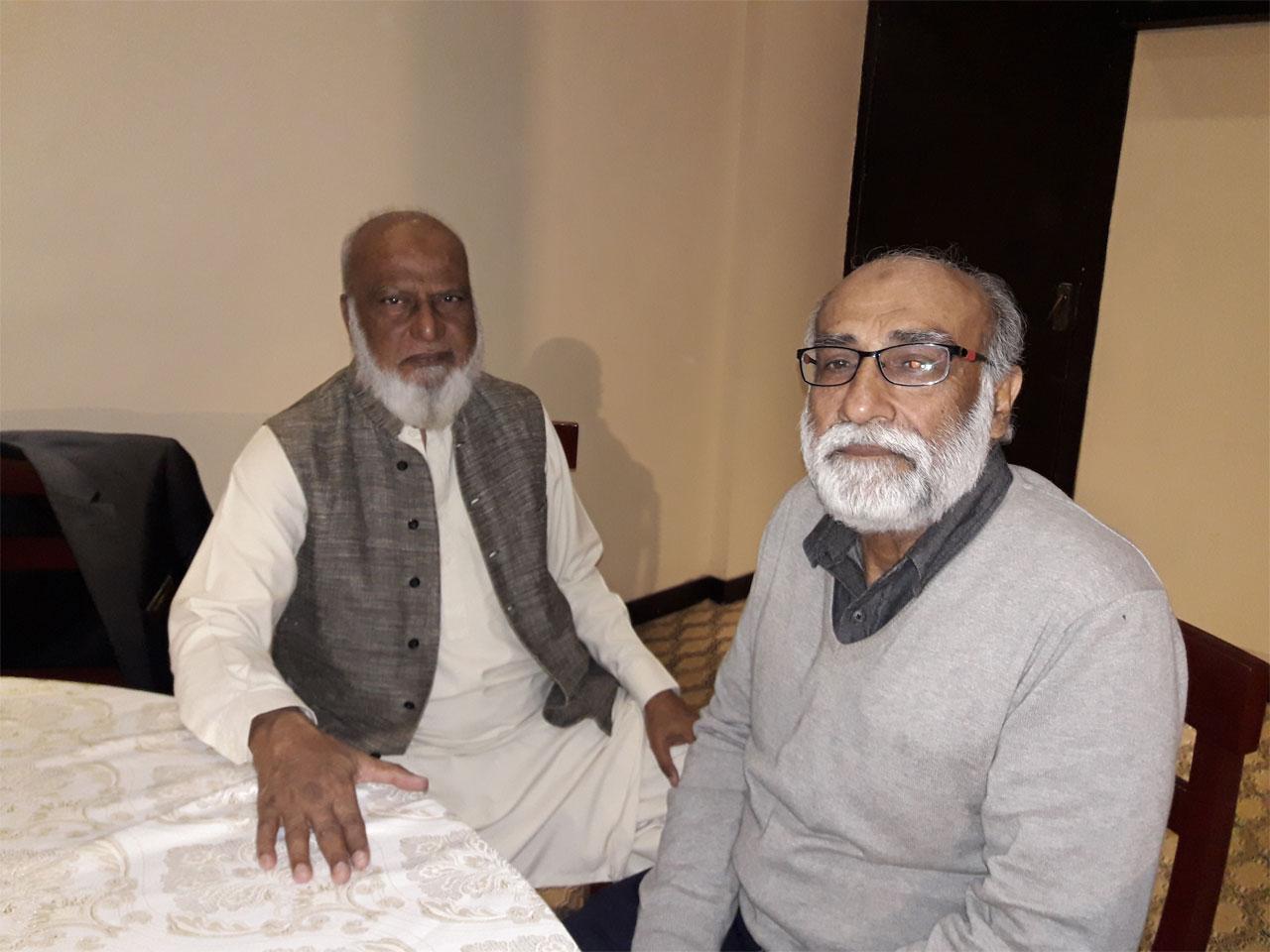 Shahid Yaqoob, Waseem Qasmi