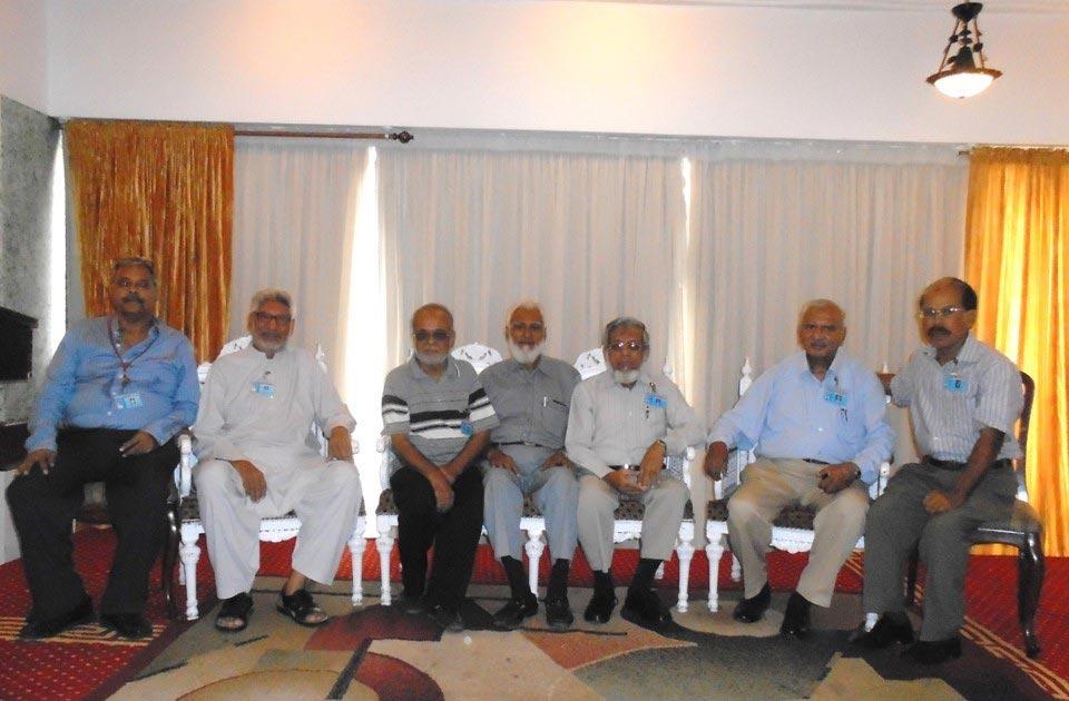 Managing Committee Members, SAEEA, Karachi