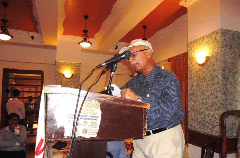 Fakhri Saheb Reciting Naat-E-Rasool