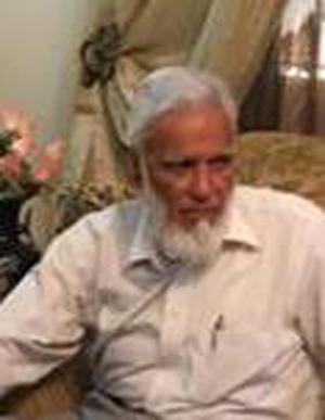 Kamal Ahmed Khan, President SAEEA