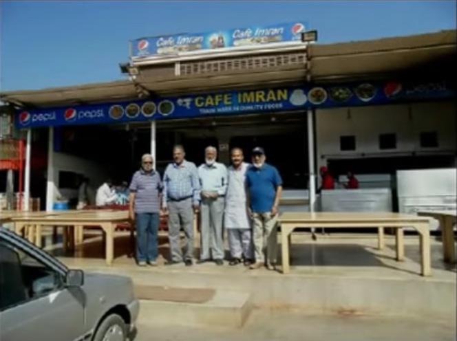 MA Mateen, Arif Qamar, Kamal A. Farooqi, Afzal A. Farooqi, Engr. Iqbal A. Khan