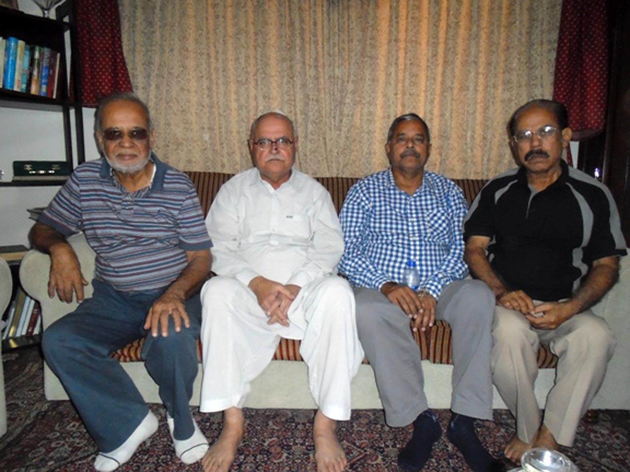 MA Mateen, Mahtab Khan, Arif Qamar, Shafiq A. Khan