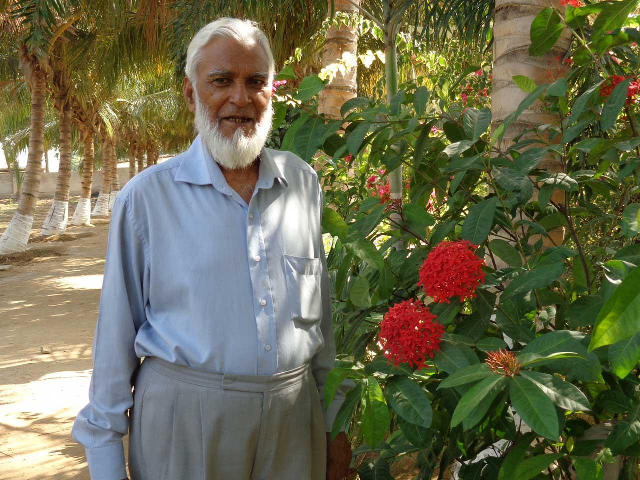 Kamal A. Farooqi