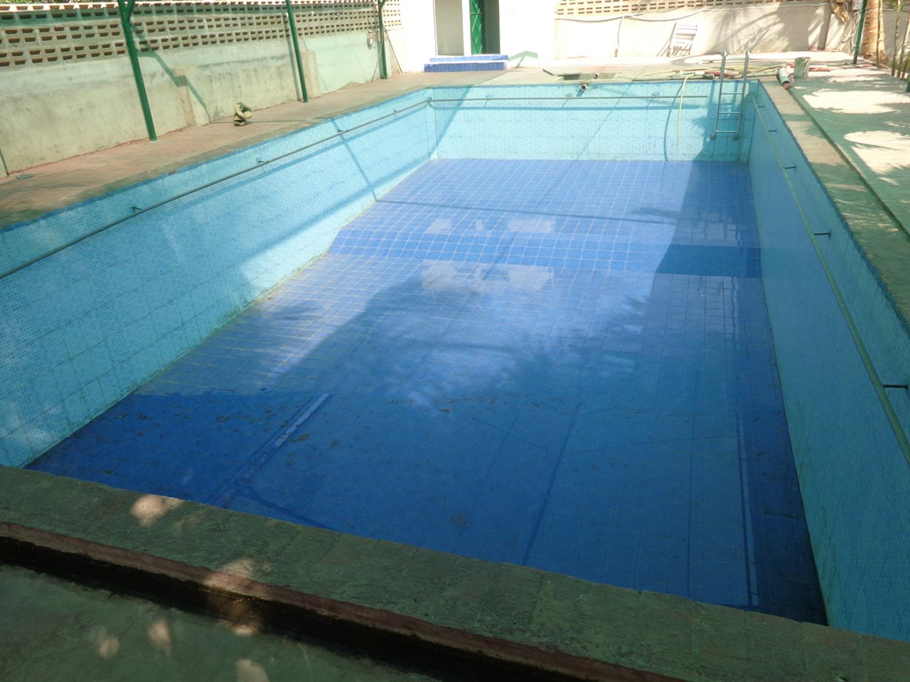 Swimming Pool at the Farm House