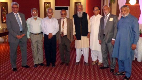 Syed Koumail Hasan and Syeda Madeeha Hasan 07