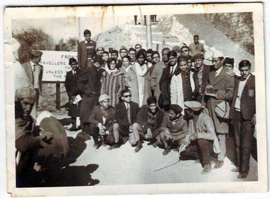 Engr. Syed Sharif Naqvi visit to Karachi - 03