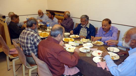Engr. Syed Sharif Naqvi visit to Karachi - 04