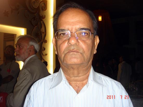 Engr. Syed Sharif Naqvi visit to Karachi - 06