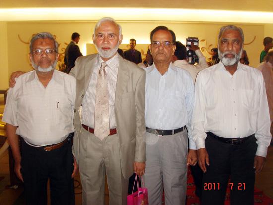 Engr. Syed Sharif Naqvi visit to Karachi - 07