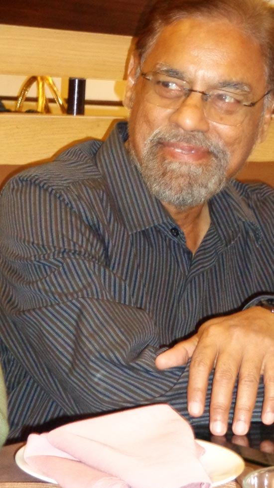 Engr. Syed Sharif Naqvi visit to Karachi - 09