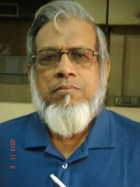 Engr. Syed Sharif Naqvi visit to Karachi - 10