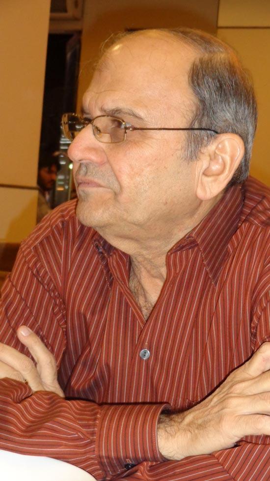 Engr. Syed Sharif Naqvi visit to Karachi - 11