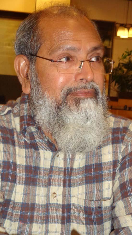 Engr. Syed Sharif Naqvi visit to Karachi - 12