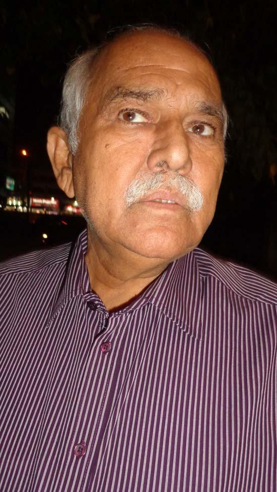 Engr. Syed Sharif Naqvi visit to Karachi - 14