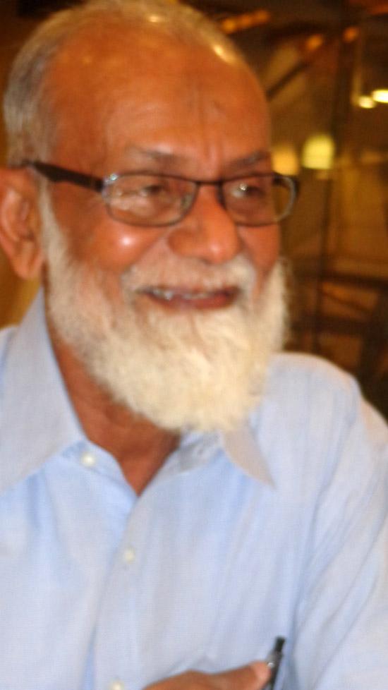 Engr. Syed Sharif Naqvi visit to Karachi - 16