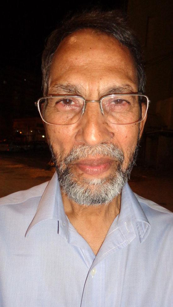 Engr. Syed Sharif Naqvi visit to Karachi - 19