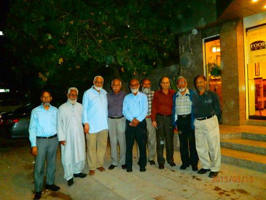 Engr. Syed Sharif Naqvi visit to Karachi - 20