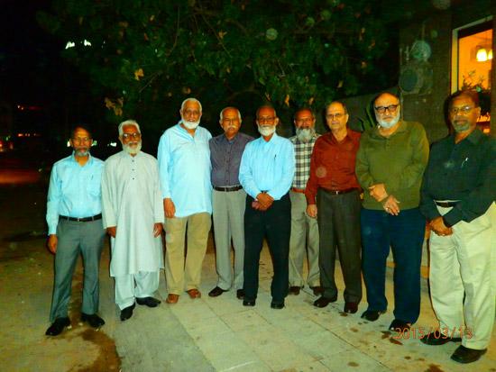 Engr. Syed Sharif Naqvi visit to Karachi - 21