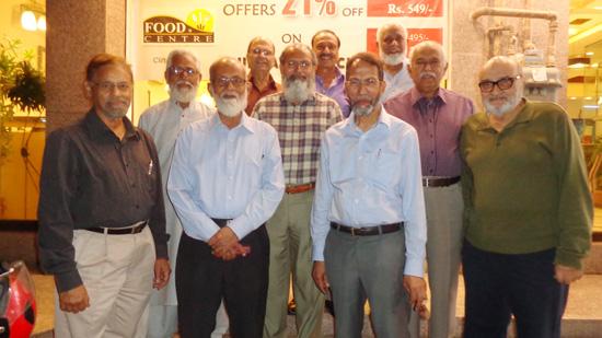 Engr. Syed Sharif Naqvi visit to Karachi - 22