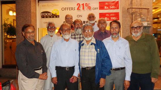 Engr. Syed Sharif Naqvi visit to Karachi - 23