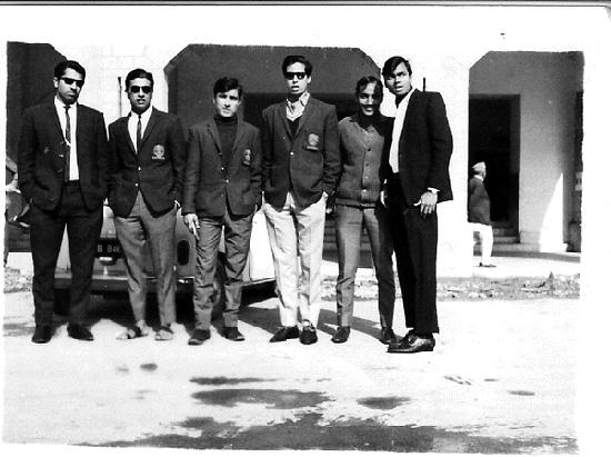 Engr. Syed Sharif Naqvi visit to Karachi - 25