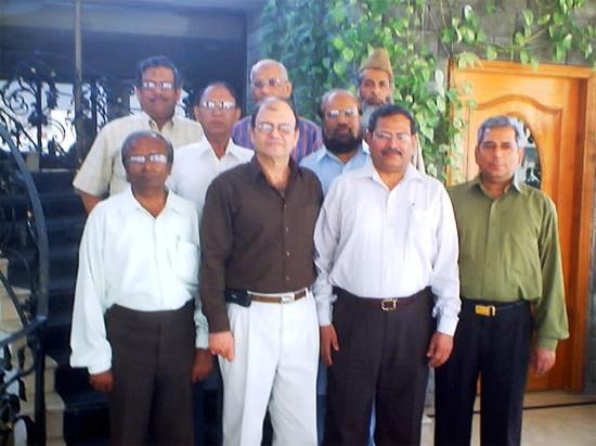 Engr. Syed Sharif Naqvi visit to Karachi - 27