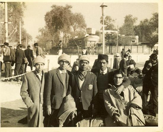Engr. Syed Sharif Naqvi visit to Karachi - 28