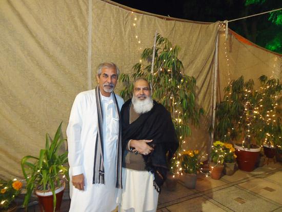 Engr. Syed Sharif Naqvi visit to Karachi - 31