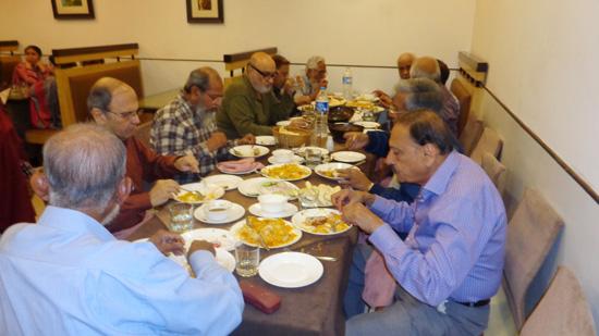 Engr. Syed Sharif Naqvi visit to Karachi - 32
