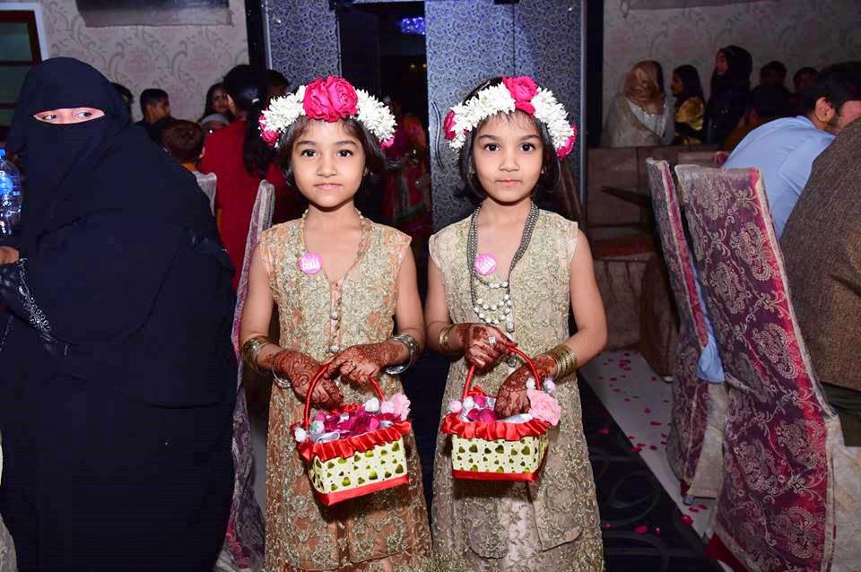 Samia Siddiqui first cousins