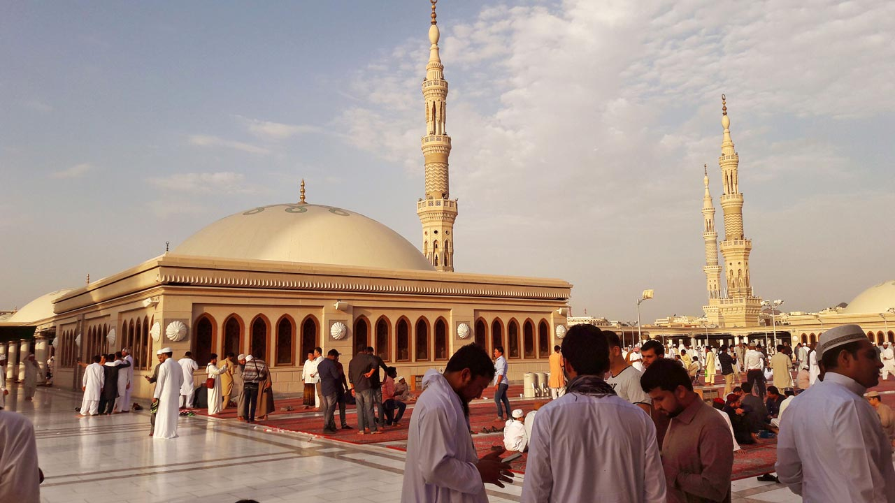 The Holy Place - Madinah